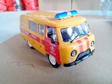 Hot sale,High simulation 1:43 alloy Soviet vault bus,1:43 collection alloy car,free shipping