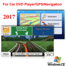 8GB Micro SD Card Car GPS Navigation 2017 Map software for Europe,Italy,France,UK,Netherland,Spain,Turkey,Germany,Austria etc.(China)