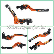 Motorcycle CNC Folding Extendable Brake Clutch Levers For BMW F800GT F800R F800GS F800ST F800S F700GS F650GS F 700 650 800 GS(China)