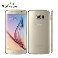 "Genuine original Samsung galaxy S6 G9200 G920F GalaxyS6 Octa Core 3GB RAM 32GB ROM 4G LTE 16MP 5.1"" Unlocked Cell Phone"