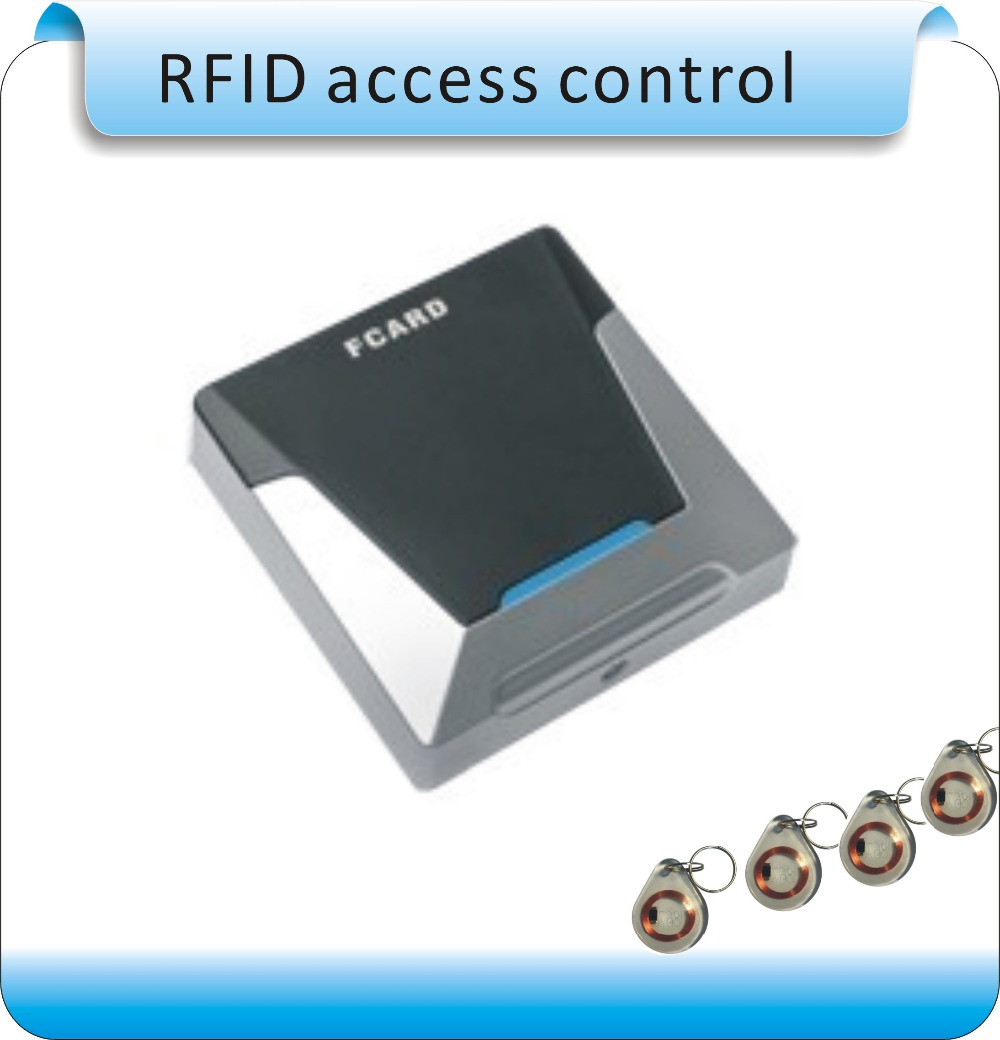 Free shipping 2014 New EM/ID Access Control Reader 125KHz Wiegand 26/34  Access Control Reader Waterproof<br>