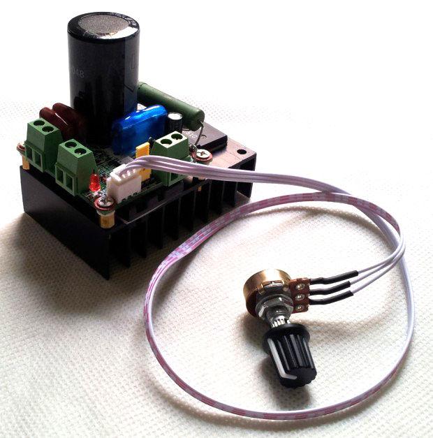 12V/24V/48V/110V 300w DC Motor Adjustment PWM MACH3 Spindle Axis Speed Controller<br><br>Aliexpress