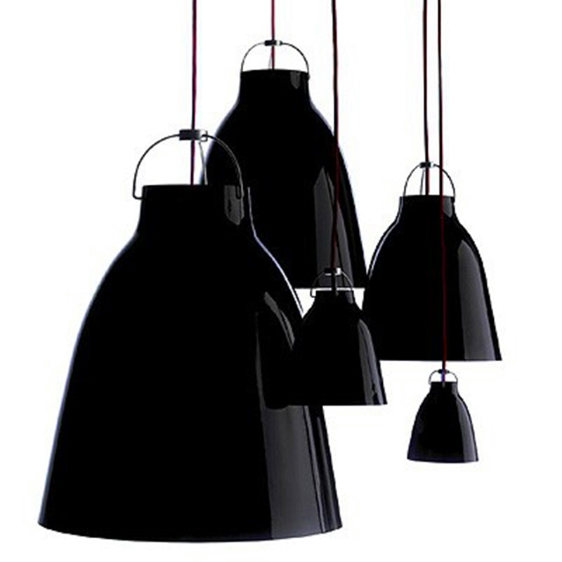 Modern pendant lamp Home Dining Room Bucket Shape aluminum Chandelier Clothing Store Decoration Lamp kitchen lighting<br>