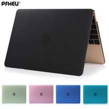 PFHEU Popular Case For Apple macbook Air Pro Retina 11 12 13.3 15.4 inch laptop bag For Mac book 11 13 15 with Touch Bar