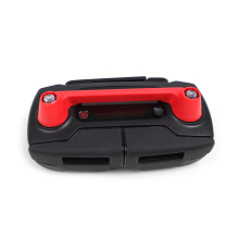 TELESIN Red Color Joystick Guard, Protection Bracket for DJI Mavic Pro Remote, Transport Clip Controller Transmitter Stick Thumb