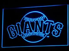 b142 SF Giants LED Neon Signs(China)