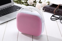 JKR 3306 High Quality HIFI Bluetooth Speaker Handbag Shape Wireless Stereo Portable Bluetooth Boombox Super Bass Free Shipping