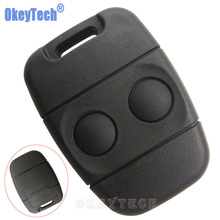2 Buttons Remote Key Case Shell for Land Rover Defender 1995 Discovery Car key Shell Replacement Keyless Entry Fobs Cover