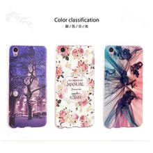 Russia Luxury Flower Skin Cover Cat For Apple iPod Touch 4 5 Promotional Discounts Cartoon Case For Apple iTouch 6(China)