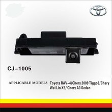 Free Shipping New HD Car rear view Camra Car Camera Reversing for TOYOTA RAV-4 Factory Promotion(China)