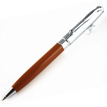 Promotion!!! Blue black coffee pen Ballpoint Pen Fashion Business Executive Brand school office pen(China)
