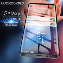 Buy 9H 3D Full Curved Screen Protector Tempered Glass Samsung S8 S9 Plus Note 8 S7 edge Protective Film Galaxy S8 S9 Glass for $2.76 in AliExpress store