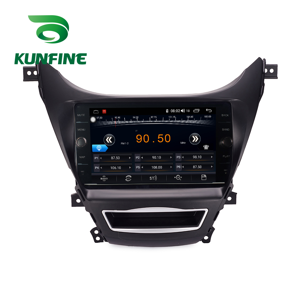 Android Car DVD GPS Navigation Multimedia Player Car Stereo For Hyundai Elantra 2012 Radio Head unit (72)