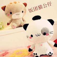 Free Shipping 40cm balls cat dolls, wedding dolls wholesale plush toys / big cat face / doll queen / cheese cat doll wholesale