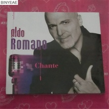 BINYEAE - New CD Seal: aldo romano chante CD disc [free shipping](China)