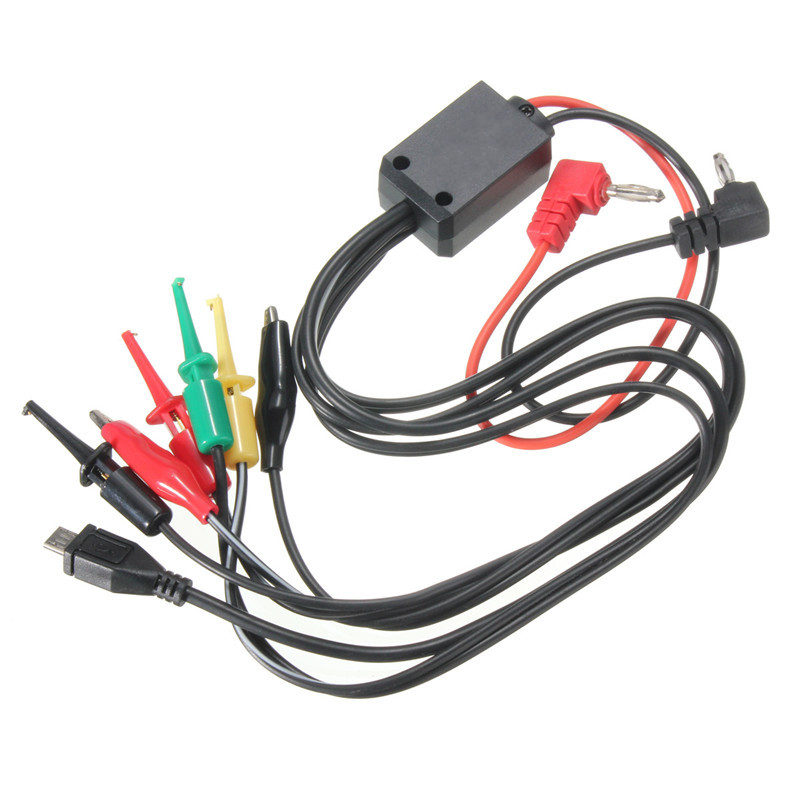 24-in-1 Set uxcell Multimeter Test Leads Digital Multimeter Probe Tester Lead Wire Pen Cable with Alligator Clips,1000V 10A//20A