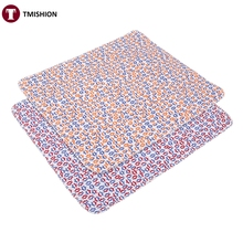 2 Colors Washable Reusable Urine Mat Adult Incontinent Anti Slip Nursing Pad 80 * 90cm