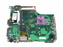 1310A2171546 V000127060 for toshiba satellite a300 laptop motherboard gm45 ddr2 with graphics slot
