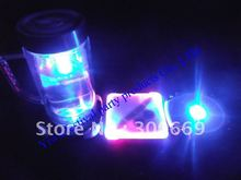 free shipping led cup mat wholesale