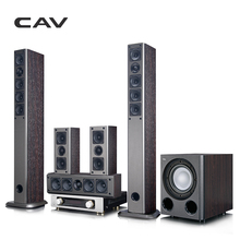CAV IMAX Home Theater 5.1 System Smart Bluetooth Multi 5.1 Surround Sound Home Theatre System 3D Surround Sound Music Center(China)