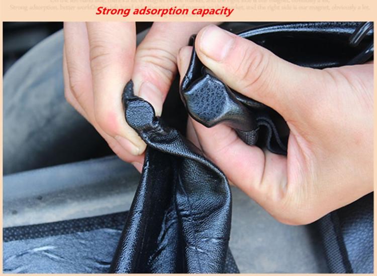หนักรถบรรทุกAutoพิทักษ์ทำงานจ้าปกซ่อมรถเสื่อแม่เหล็กรถบังโคลนหน้าปก 11