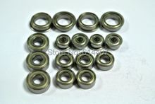 Free Shipping Supply high grade RC  Bearing for TEAM ASSOCIATED(CAR) RC10B2