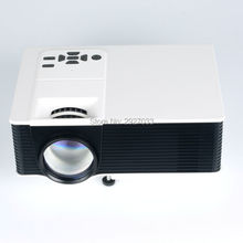 Home theater Portable android WIFI Projector Full HD 1500 Lumens Analog TV ATV HDMI Interface Media Player