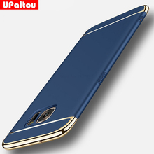 For Samsung Galaxy J3 Emerge J5 J7 V Perx A5 A7 2016 A3 A5 J7 2017 J2 Amp Prime 2 C9Pro G570 J327 Back Cover 3 in 1 Hard PC Case