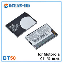 BT50 850mah Rechargeable Lithium Cellphone Battery For Motorola A1200, A630, A732, BA250, C118, C160, C193, C290, E1000, E1070,