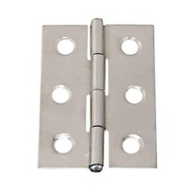 "Hinge Stainless Steel 2 ""cabinet Closet Door"