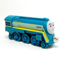x112 Scarcity Diecast Magnetic THOMAS and friend CONNOR The Tank Engine take along train metal children kids toy gift