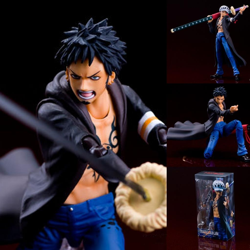Megahouse Variable Action Heros One Piece Trafalgar Law Anime Catoon PVC Action Figure Collectible Model Toys  Gifts KT230<br><br>Aliexpress