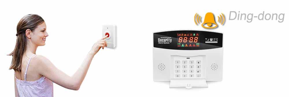 doorbell alarm