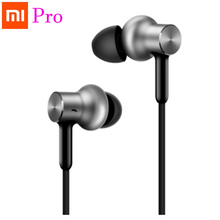 Original Xiaomi Hybrid Quantie Pro Earphone In Ear Piston Headphone Headset Mic with Multi Unit Circle Iron Mixed for Phone/MP3