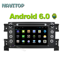 Navitop  Android 6.0 car dvd player gps for Suzuki grand vitara 2005 2006 2007 2008 2009 2010 2011 radio multimedia navigation