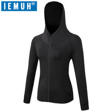 IEMUH Brand Outdoor Jacket Women Warm Winter Spring Fleece Jacket 100% Polyester Ski Camping Hiking Jackets Thermal Travel Coat(China)