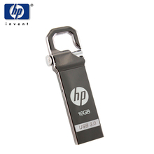 HP x750w USB Flash Drive USB 3.0 pendrive usb flash memory 16GB 32GB High Speed Metal business gift with logo USB Pen drive 16gb