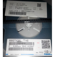100% original ROHM roma MMST5088T146 SOT - 23 printing RIQ, R1Q 30v 0.2A NPN transistor (5 PCS) package of mail ...(China)