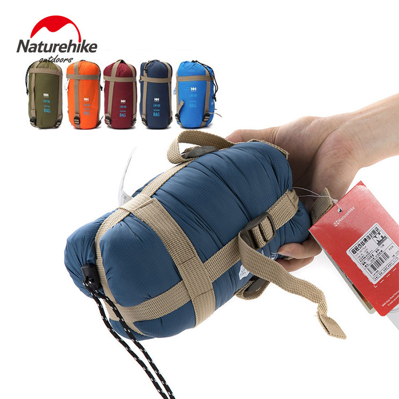 Naturehike 5 Colors Optional Single Sleeping Envelope Outdoor  Bag Camping Travel Hiking Ultra-light Fleabag<br>