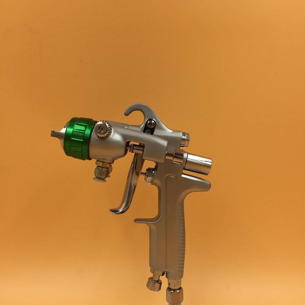 polyurethane foam spray gun chrome paint guns double nozzle paint pneumatic sprayer<br><br>Aliexpress