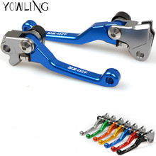 Buy Motocross Dirt bike CNC Pivot Foldable Clutch Brake Lever YAMAHA YZ450F 2009 2010 2011 2012 2013 2014 2015 2016 2017 2018 for $23.60 in AliExpress store