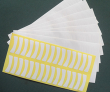 120pairs/Lot, Paper Patches, Eyelash Under Eye Pads, Eye Tips Sticker Wraps