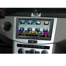 BIG SALE Car 7 Inch Touch Screen Double 2 Din Car DVD Player GPS Navigation In Dash Car PC Stereo Video Free Map(China)