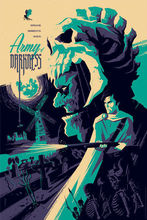 Tom Whalen Army of Darkness Evil Dead AP Edition Art Print Silk Poste Wall 12x18' 24x36' 24x48'(China)