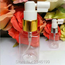 40ML 50pcs/lot DIY Square Clear Cosmetic Spray Bottle, New Brand Perfume Refillable Bottle, Cosmetic Emulsion Packing Container