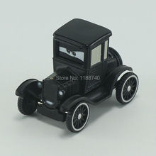Pixar Cars Lizzie Diecast Metal Toy Car For Children Gift 1:55 Loose New In Stock(China)