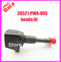Best quality !! new ignition coil pack 30521-PWA-003 CM11-108 for honda fit(China)