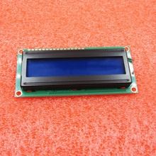 Blue Blacklight 1601 16x1 Character LCD Display Module