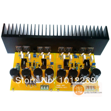 Assembled A50M Class A power amplifier kit  / designed for FET amplifier board Without power tubes and filter capacitor radiator