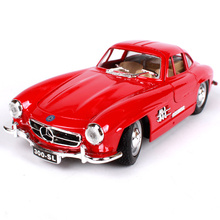 Maisto Bburago 1:24 300 SL Diecast Model Car Toy New In Box Free Shipping 22023